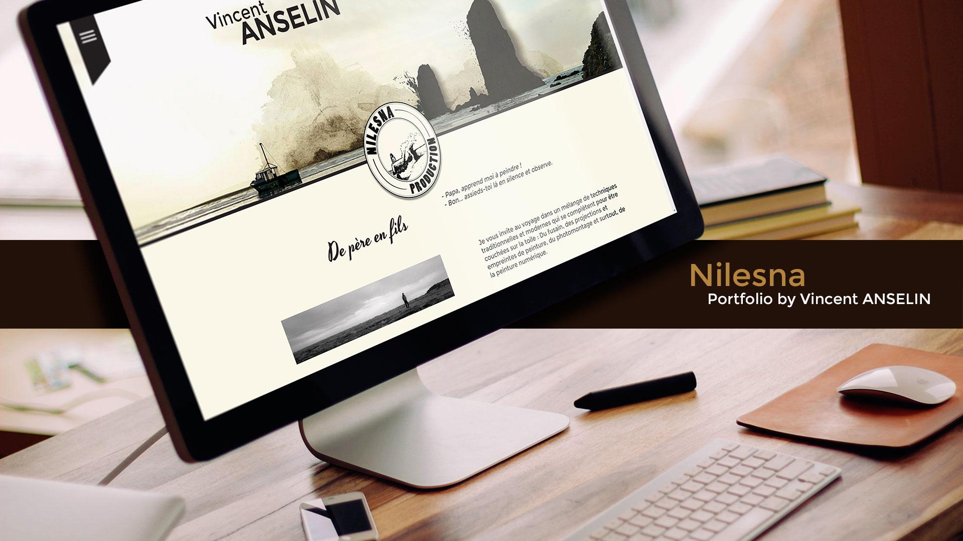 Nilesna Production - Illustration, graphisme numérique