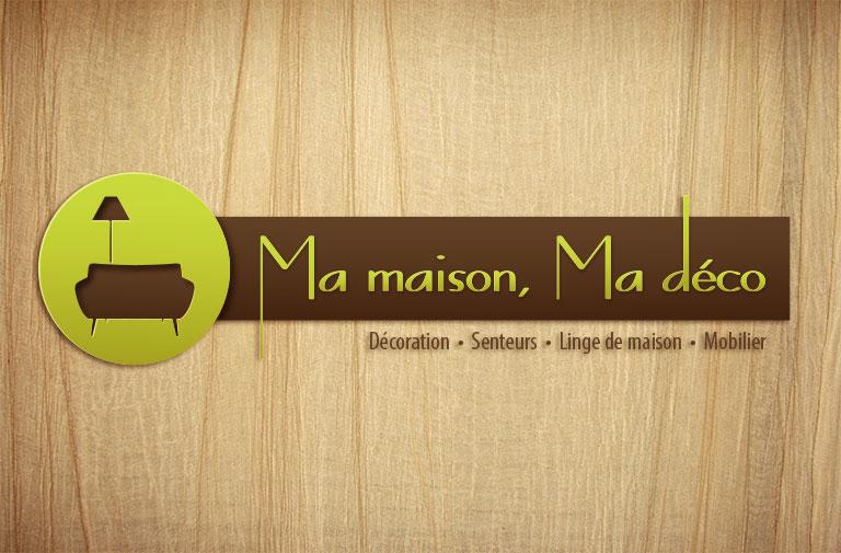 Logo Ma maison Ma Déco