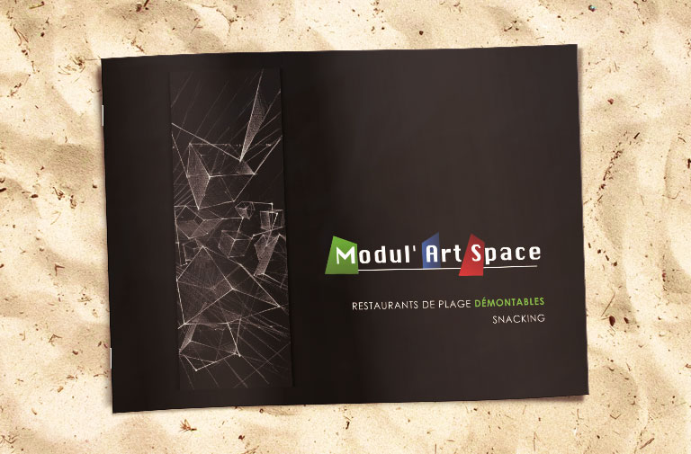 Catalogue Modul'Art Space