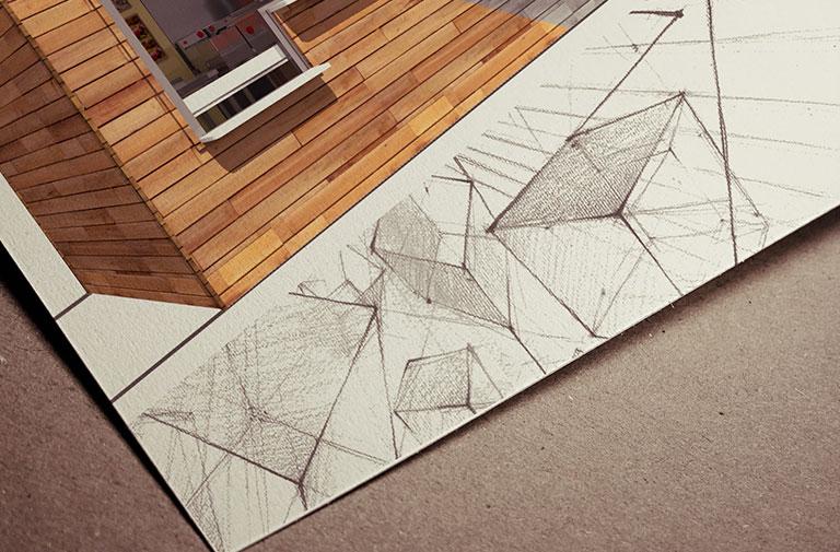 Papeterie d'entreprise Modul'Art Space