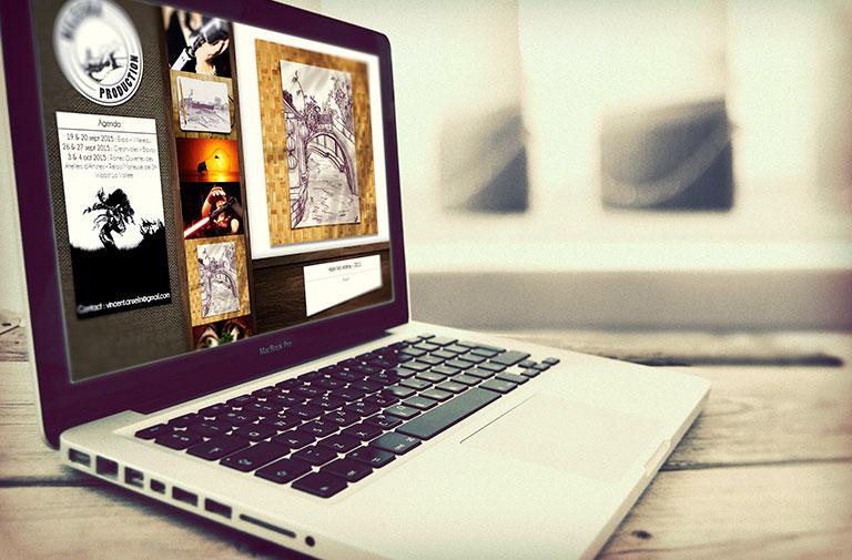 Site Web Nilesna Production