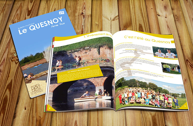 Catalogue de LE QUESNOY