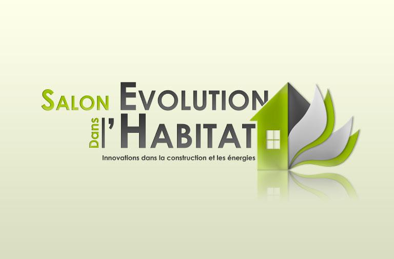Logo du salon de l'évolution dans l'habitat